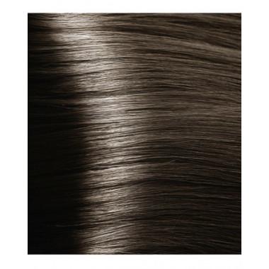 HY 6.07 Темный блондин натуральный холодный, крем-краска для волос с гиалуроновой кислотой, 100 мл