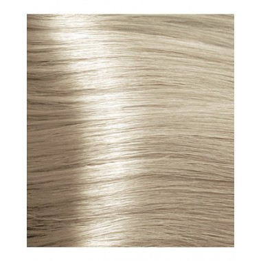 S 901 суперосветляющий  пепельный блонд, крем-краска для волос с экстрактом женьшеня и рисовыми протеинами, 100 мл