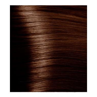 NA 5.25 Светлый коричневый мокко, крем-краска для волос с кератином «Non Ammonia», 100 мл