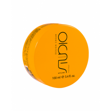 Моделирующие сливки для укладки волос нормальной фиксации «Design Cream», 100 мл