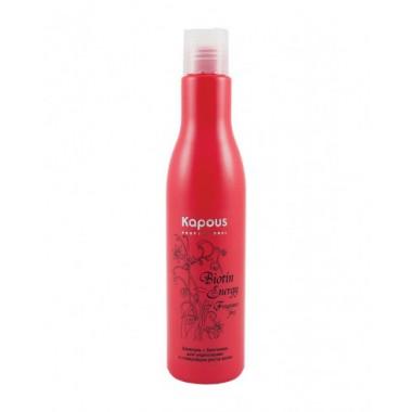 Шампунь с биотином для укрепления и стимуляции роста волос, 250мл