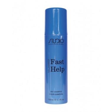 Сухой шампунь для волос «Fast Help», 150 мл