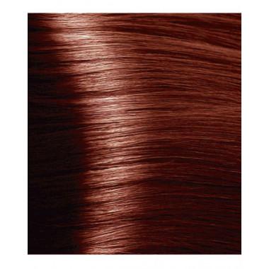 NA 8.45 светлый медно-махагоновый блонд, крем-краска для волос с кератином «Non Ammonia», 100 мл