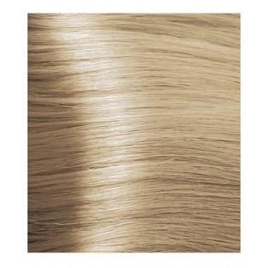 NA 9.0 насыщенный очень светлый блонд, крем-краска для волос с кератином «Non Ammonia», 100 мл