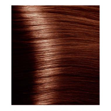 NA 7.4 медный блонд, крем-краска для волос с кератином «Non Ammonia», 100 мл