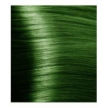 HY 073 Усилитель зеленый, крем-краска для волос с гиалуроновой кислотой, 100 мл