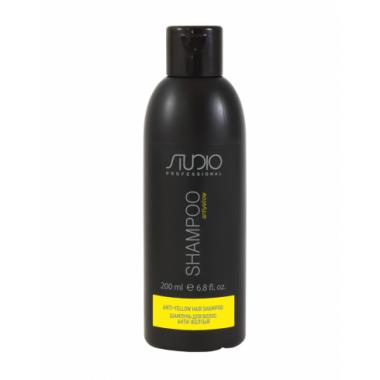 Шампунь для волос Анти-желтый «Antiyellow», 200 мл