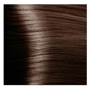 NA 6.32 темный золотисто-коричневый блонд, крем-краска для волос с кератином «Non Ammonia», 100 мл