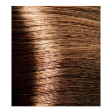 S 8.34 светлый золотисто-медный блонд, крем-краска для волос с экстрактом женьшеня и рисовыми протеинами, 100 мл