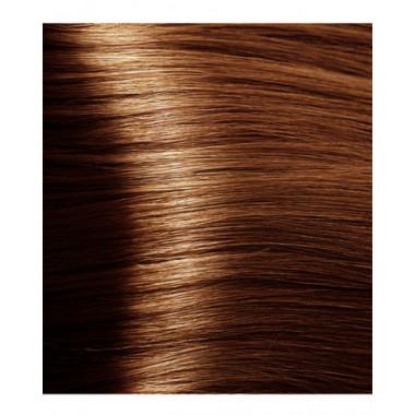 NA 7.43 медно-золотой блонд, крем-краска для волос с кератином «Non Ammonia», 100 мл