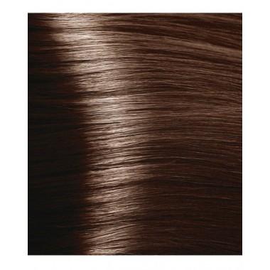 NA 7.53 махагоново-золотистый блонд, крем-краска для волос с кератином «Non Ammonia», 100 мл