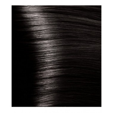 HY 3.00 Темно-коричневый интенсивный, крем-краска для волос с гиалуроновой кислотой, 100 мл
