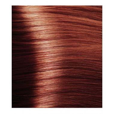 NA 8.4 светлый медный блонд, крем-краска для волос с кератином «Non Ammonia», 100 мл