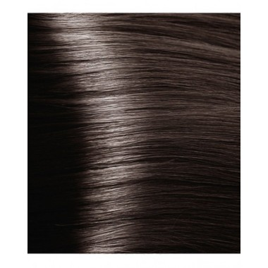 HY 6.1 Темный блондин пепельный, крем-краска для волос с гиалуроновой кислотой, 100 мл