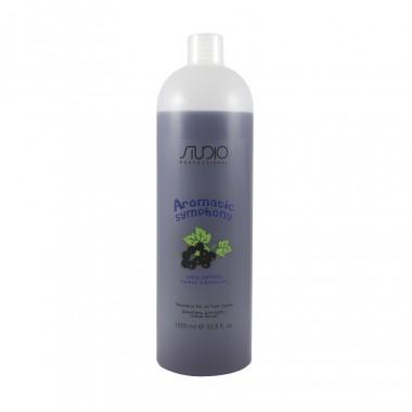 Шампунь «Черная смородина» Kapous для всех типов волос, 1000 мл