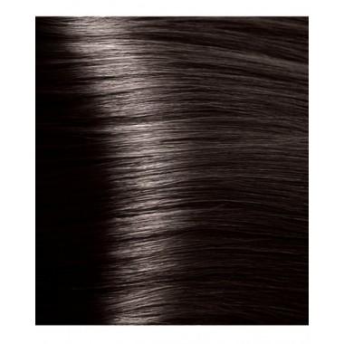 S 3.0 темно-коричневый, крем-краска для волос с экстрактом женьшеня и рисовыми протеинами, 100 мл