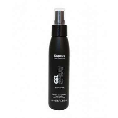 """Гель-спрей для волос сильной фиксации """"Gel-spray Strong"""" серии """"Styling"""""""