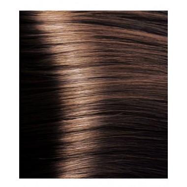 S 6.34 темный золотисто-медный блонд, крем-краска для волос с экстрактом женьшеня и рисовыми протеинами, 100 мл
