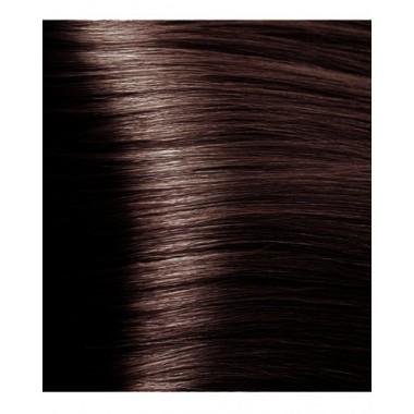 HY 4.4 Коричневый медный, крем-краска для волос с гиалуроновой кислотой, 100 мл