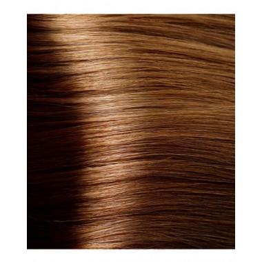 NA 6.41 темный матовый медный блонд, крем-краска для волос с кератином «Non Ammonia», 100 мл