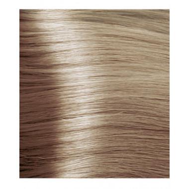 NA 8 насыщенный светлый блонд, крем-краска для волос с кератином «Non Ammonia», 100 мл