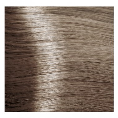 NA 9.23 очень светлый бежевый перламутровый блонд, крем-краска для волос с кератином «Non Ammonia», 100 мл