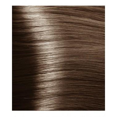 S 7.81 коричнево-пепельный блонд, крем-краска для волос с экстрактом женьшеня и рисовыми протеинами, 100 мл