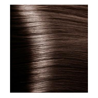 NA 7.12 бежевый холодный блонд, крем-краска для волос с кератином «Non Ammonia», 100 мл