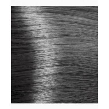 NA 6.011 темный прозрачно-пепельный блонд, крем-краска для волос с кератином «Non Ammonia», 100 мл