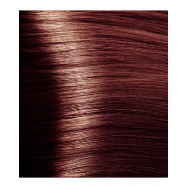 HY 5.5 Светлый коричневый махагоновый, крем-краска для волос с гиалуроновой кислотой, 100 мл