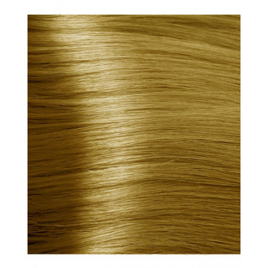NA 9.8 Очень светлый блондин корица, крем-краска для волос с кератином «Non Ammonia», 100 мл