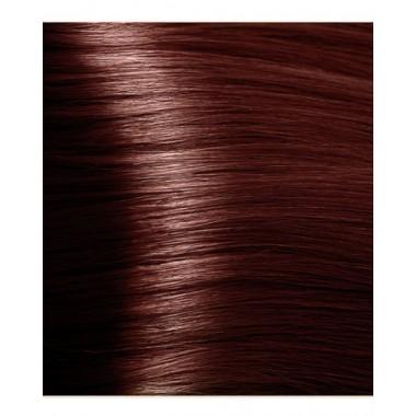S 6.46 темный медно-красный блонд, крем-краска для волос с экстрактом женьшеня и рисовыми протеинами, 100 мл