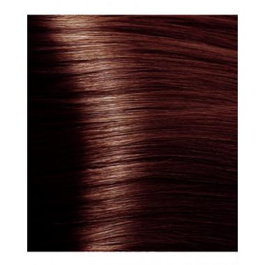 NA 5.43 светло-коричневый медно-золотой, крем-краска для волос с кератином «Non Ammonia», 100 мл