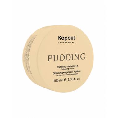 Текстурирующий пудинг для укладки волос экстра сильной фикс «Pudding Creator»