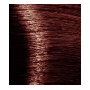 S 6.5 темный махагоновый блонд, крем-краска для волос с экстрактом женьшеня и рисовыми протеинами, 100 мл