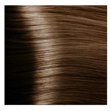 NA 7.32 золотисто-коричневый блонд, крем-краска для волос с кератином «Non Ammonia», 100 мл