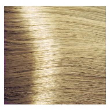 NA 10.31 бежевый платиновый блонд, крем-краска для волос с кератином «Non Ammonia», 100 мл