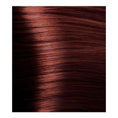 HY 6.66 Темный блондин красный интенсивный, крем-краска для волос с гиалуроновой кислотой, 100 мл