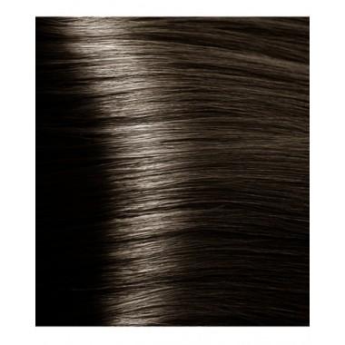 NA 5.07 насыщенный холодный светло-коричневый, крем-краска для волос с кератином «Non Ammonia», 100 мл