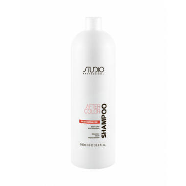 Шампунь после окрашивания волос линии Studio Professional, 1000 мл