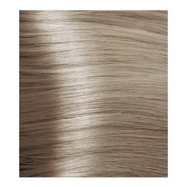 NA 9.1 очень светлый пепельный блонд, крем-краска для волос с кератином «Non Ammonia», 100 мл