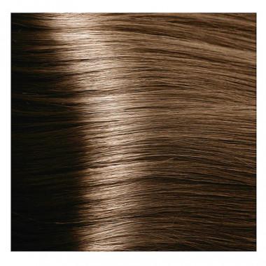 NA 8.31светлый бежевый блонд, крем-краска для волос с кератином «Non Ammonia», 100 мл