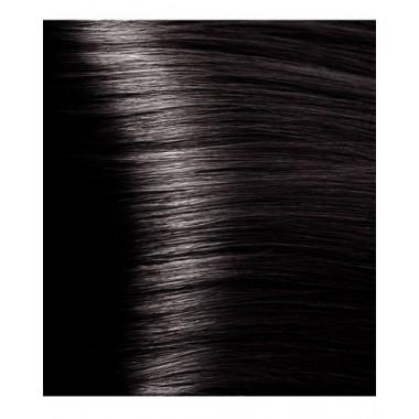 S 4.8 какао, крем-краска для волос с экстрактом женьшеня и рисовыми протеинами, 100 мл
