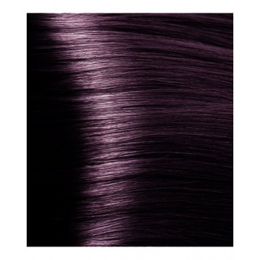 S 5.20 светлый фиолетово-коричневый, крем-краска для волос с экстрактом женьшеня и рисовыми протеинами, 100 мл