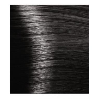 NA  01 Усилитель пепельный, крем-краска для волос с кератином «Non Ammonia», 100 мл