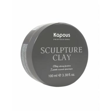 """Глина для укладки волос нормальной фиксации «Sculpture Clay» серии """"Styling"""""""""""