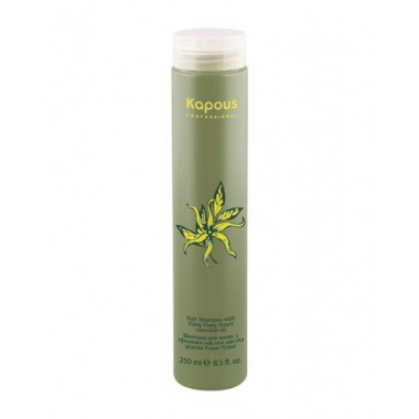 Шампунь для волос с эфирным маслом Иланг-Иланг
