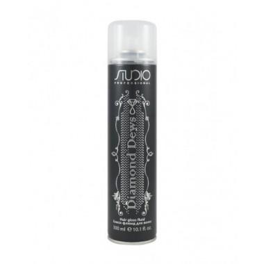 Блеск-флюид для волос «Diamond Dews», 300 мл