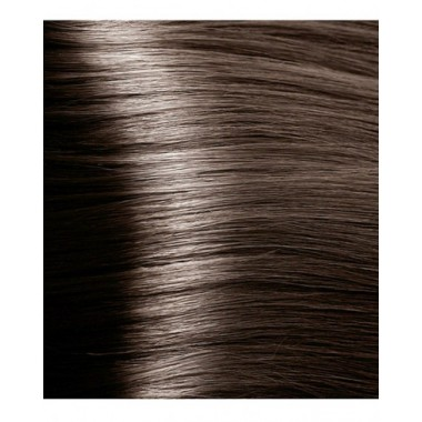 NA 5.12 светлый коричнево-бежевый холодный, крем-краска для волос с кератином «Non Ammonia», 100 мл