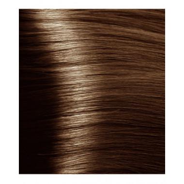 S 6.85 темный коричнево-махагоновый блонд, крем-краска для волос с экстрактом женьшеня и рисовыми протеинами, 100 мл